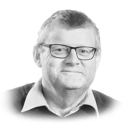 Øystein Rølvåg hos Nordvik Bjerka