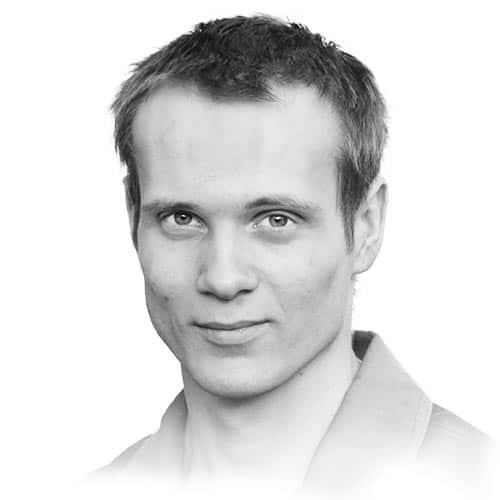 Charles Pedersen hos Nordvik Bjerka