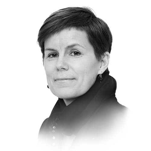 Anne Grethe Fygle Hansen i Nordvik Gruppen