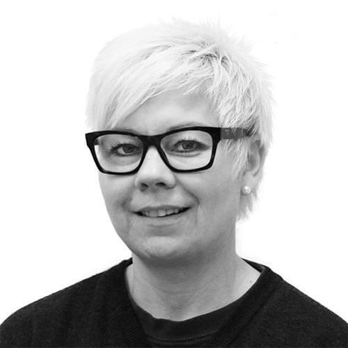 Annette Laugen hos Holbergs Auto