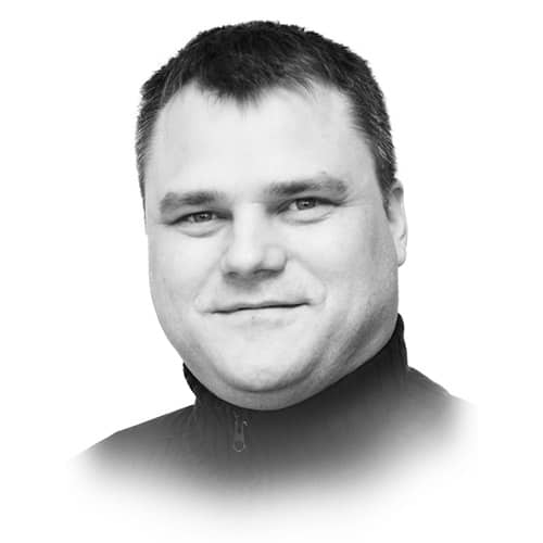 Kjetil Jakobsen hos Nordvik Sortland