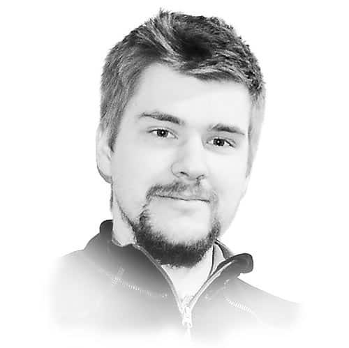 Magnus Paulsen hos Nordvik Mo i Rana