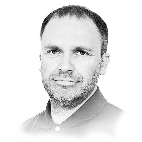 Morten Trones hos Nordvik Mo i Rana