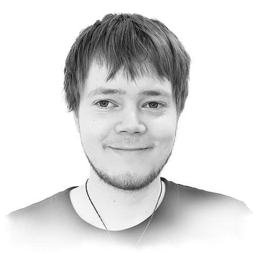 Ruben Kristiansen hos Nordvik Leknes