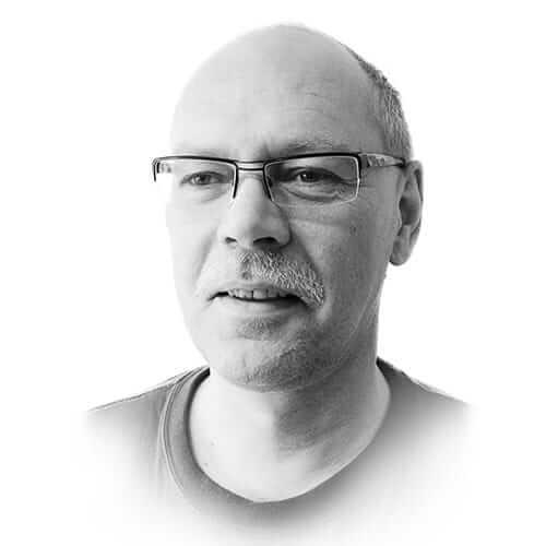Geir Haarvik hos Nordvik Glomfjord
