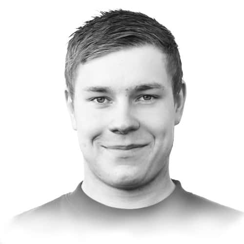 Thomas Henrik Larsen Wiik hos Nordvik Bodø