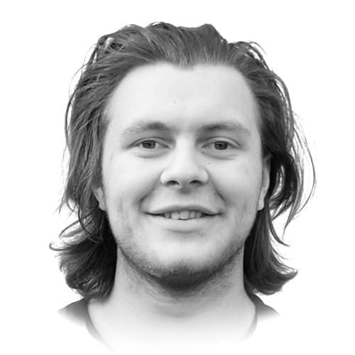 Fredrik Nilsen hos Nordvik Mo i Rana