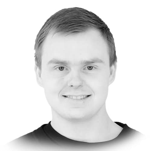 Nikolai Bjørnå hos Nordvik Mosjøen