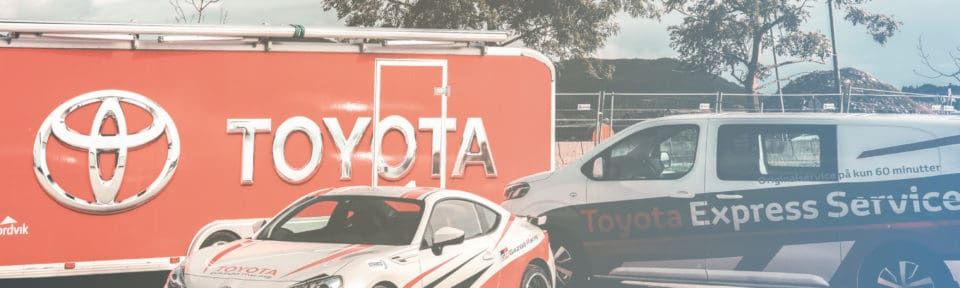 Biler fra Toyota