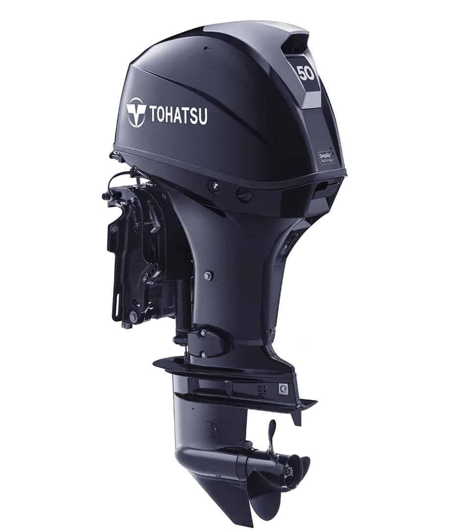 Tohatsu 50HK påhengsmotor