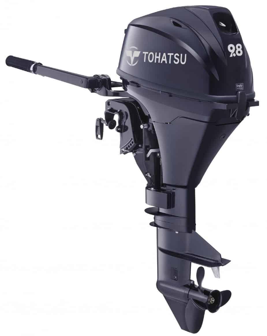 Tohatsu 9,8 HK påhengsmotor