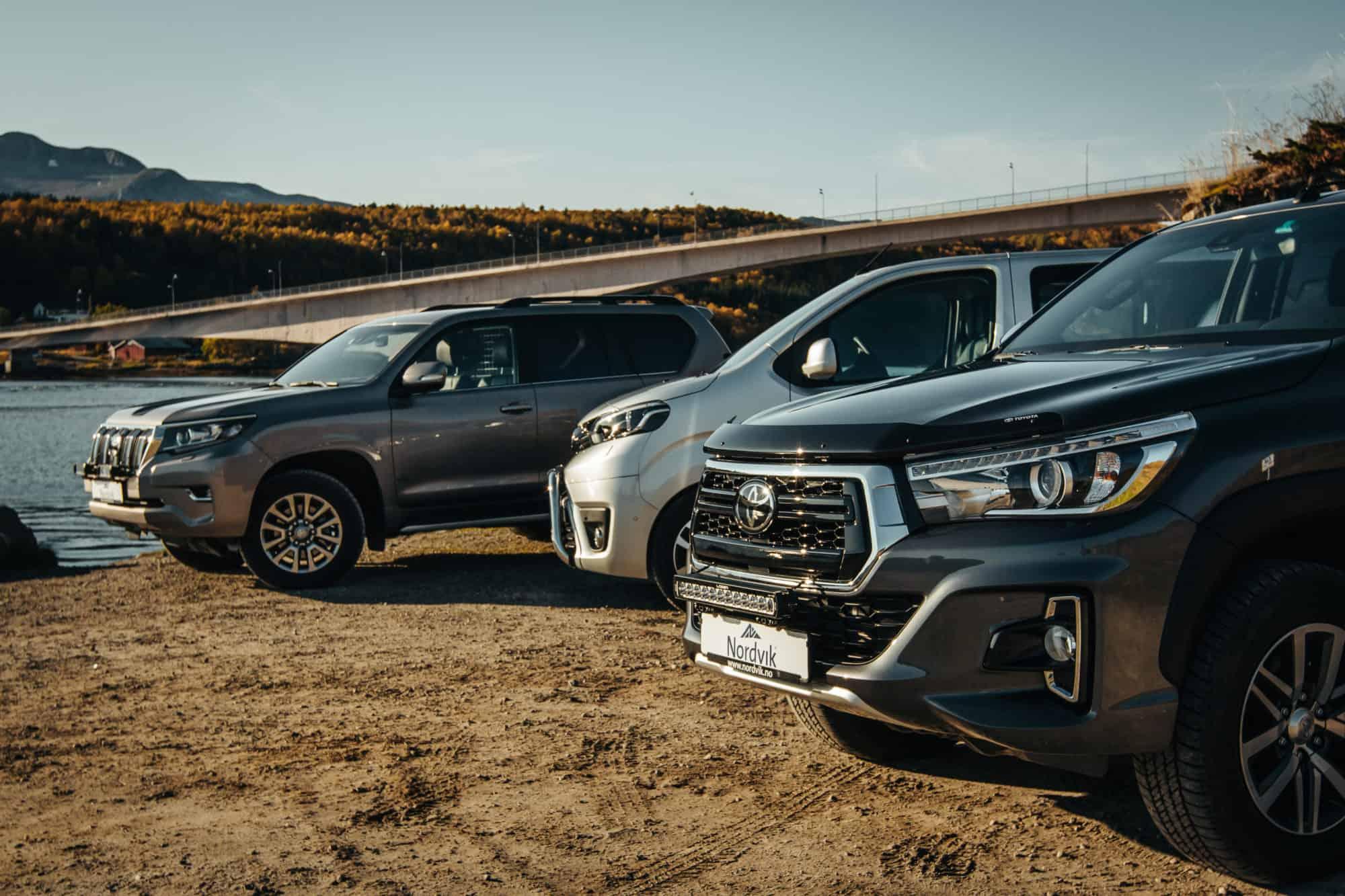 Toyota varebiler