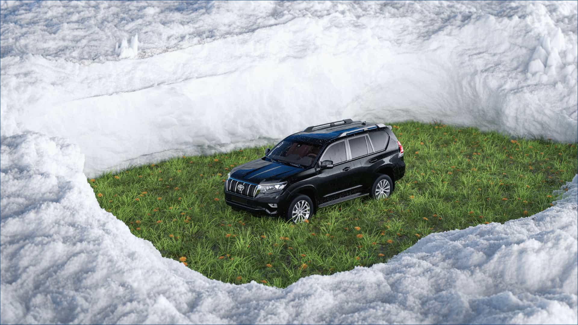 DEFA bilvarme for kjølige vinterdager