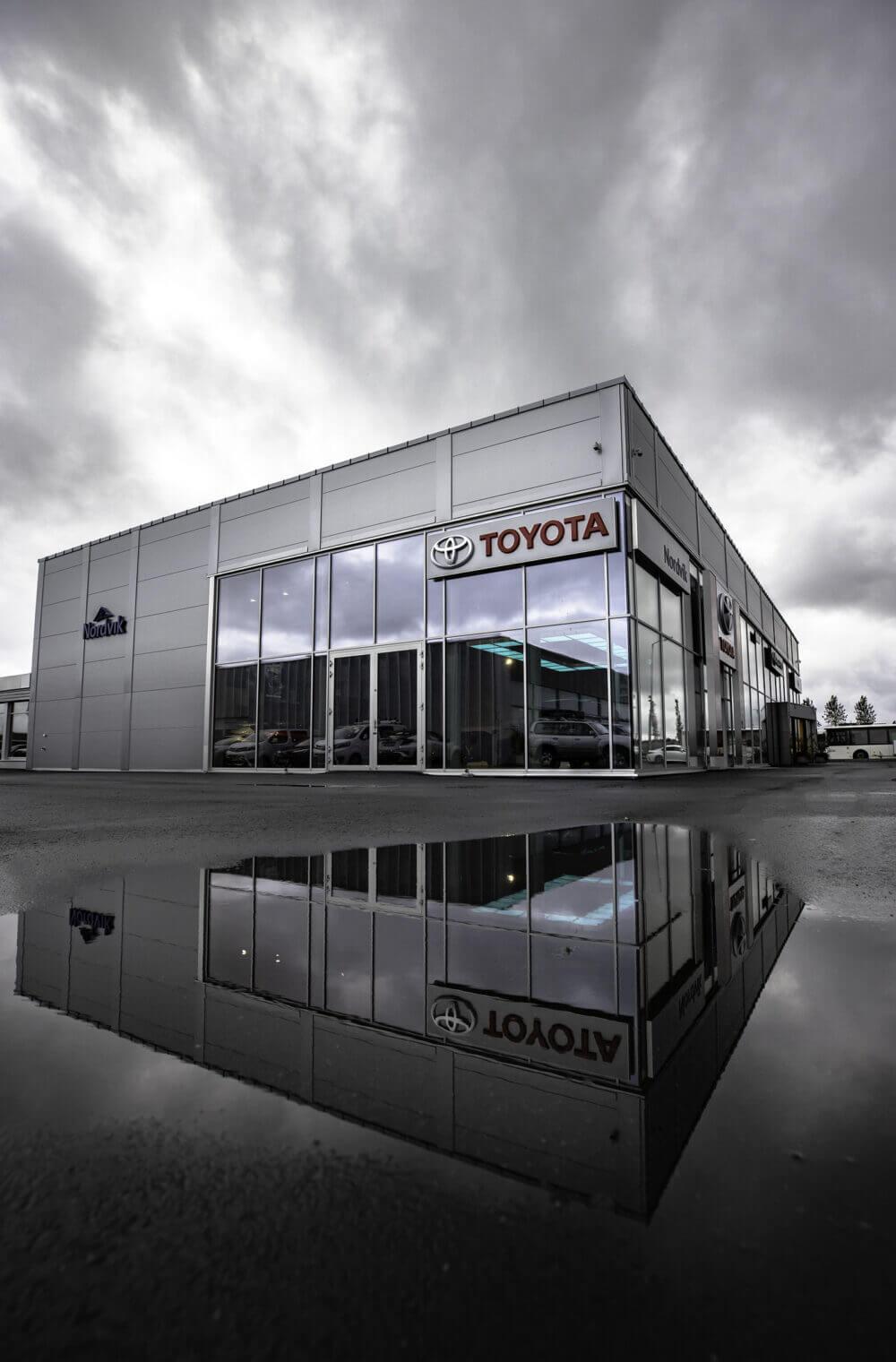 Nordvik Toyota Bodø